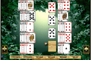 Hoyle Solitaire abandonware