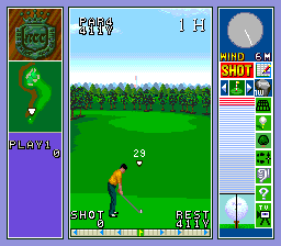 Hu PGA Tour: Power Golf 2 - Golfer 10