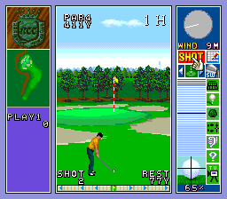 Hu PGA Tour: Power Golf 2 - Golfer 11