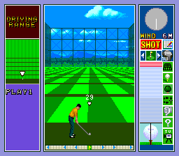 Hu PGA Tour: Power Golf 2 - Golfer 16