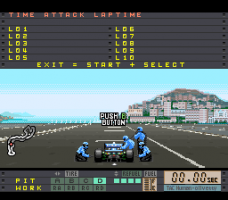 Human Grand Prix III: F1 Triple Battle abandonware
