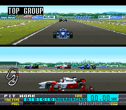 Human Grand Prix IV: F1 Dream Battle 2
