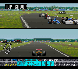 Human Grand Prix IV: F1 Dream Battle 3
