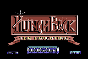 Hunchback: the Adventure 0