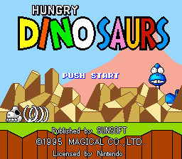 Hungry Dinosaurs 0