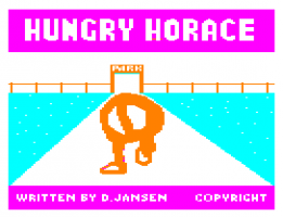 Hungry Horace 0