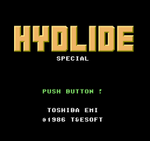 Hydlide 0