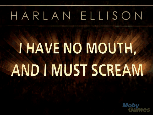 Have ebook i i download scream no must and mouth