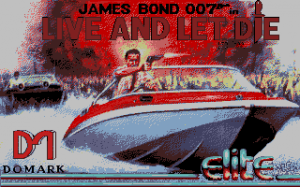 Ian Fleming's James Bond 007 in Live and Let Die: The Computer Game abandonware