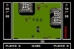 Ikari Warriors II: Victory Road 1
