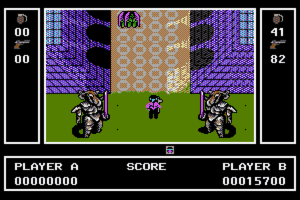 Ikari Warriors II: Victory Road 6