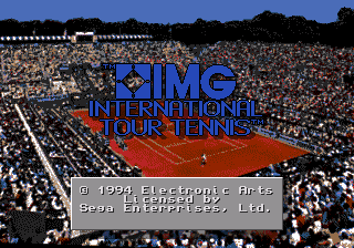 IMG International Tour Tennis 0