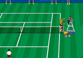 IMG International Tour Tennis abandonware