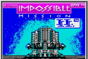 Impossible Mission II 0