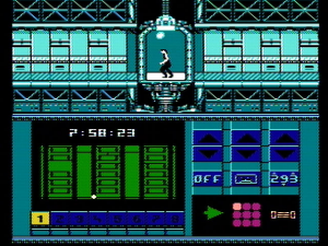 Impossible Mission II 1