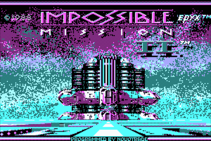 Impossible Mission II 10