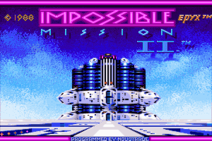 Impossible Mission II 6
