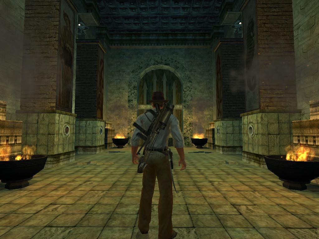 Indiana Jones and the Emperor's Tomb - My Abandonware