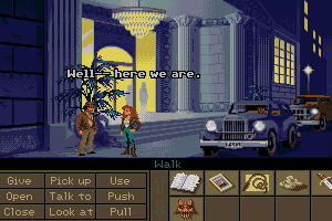 Indiana Jones and The Fate of Atlantis 15