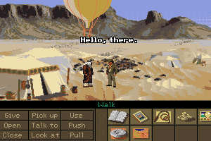 Indiana Jones and The Fate of Atlantis abandonware