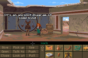 Indiana Jones and The Fate of Atlantis 24