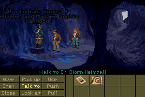 Indiana Jones and The Fate of Atlantis 5