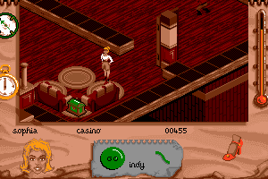 Indiana Jones and The Fate of Atlantis: The Action Game 11