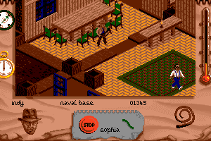 Indiana Jones and The Fate of Atlantis: The Action Game 14