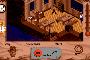Indiana Jones and The Fate of Atlantis: The Action Game 15