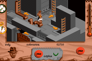 Indiana Jones and The Fate of Atlantis: The Action Game 18