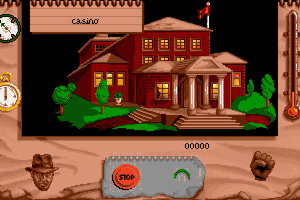 Indiana Jones and The Fate of Atlantis: The Action Game 1
