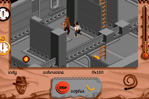 Indiana Jones and The Fate of Atlantis: The Action Game 20
