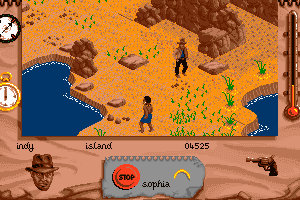 Indiana Jones and The Fate of Atlantis: The Action Game 22