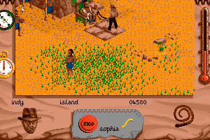 Indiana Jones and The Fate of Atlantis: The Action Game 23