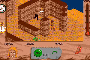 Indiana Jones and The Fate of Atlantis: The Action Game 24