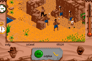 Indiana Jones and The Fate of Atlantis: The Action Game 25