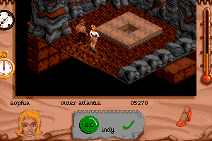 Indiana Jones and The Fate of Atlantis: The Action Game 26