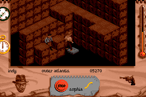Indiana Jones and The Fate of Atlantis: The Action Game 27
