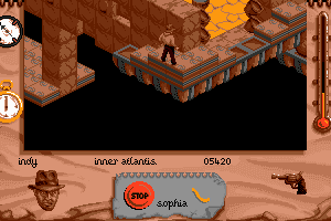 Indiana Jones and The Fate of Atlantis: The Action Game 28