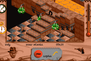 Indiana Jones and The Fate of Atlantis: The Action Game 29