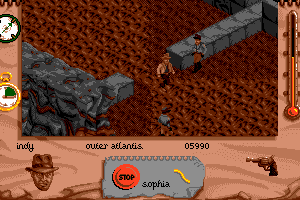 Indiana Jones and The Fate of Atlantis: The Action Game 30