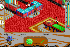 Indiana Jones and The Fate of Atlantis: The Action Game 8