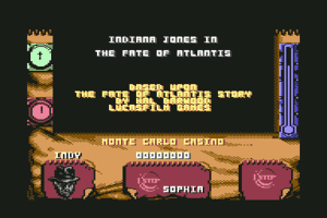 Indiana Jones and The Fate of Atlantis: The Action Game 7