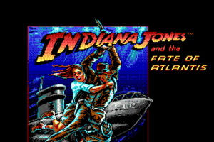 Indiana Jones and The Fate of Atlantis: The Action Game 0