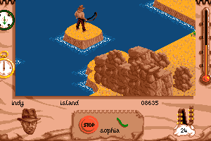 Indiana Jones and The Fate of Atlantis: The Action Game 10