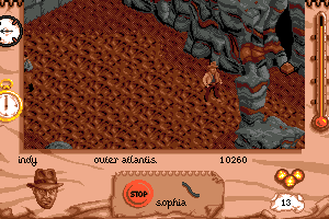 Indiana Jones and The Fate of Atlantis: The Action Game 16