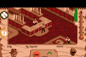 Indiana Jones and The Fate of Atlantis: The Action Game 2