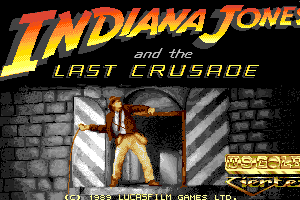 Indiana Jones and The Last Crusade: The Action Game 0