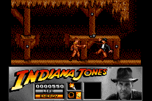 Indiana Jones and The Last Crusade: The Action Game 7