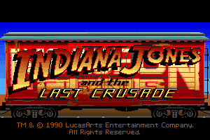 Indiana Jones and The Last Crusade: The Graphic Adventure 0